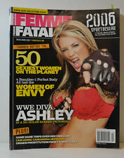 FEMME FATALE SHARON CASE - ANN SPENCE - CASSANDRA HEPBURN SEXY NUE (FF 20)