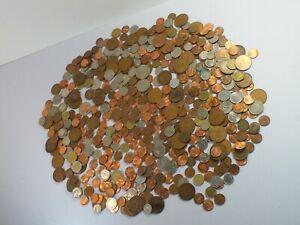 Job Lot Mixed Coins - 2.4kg