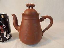 YiXing Zisha Teapot late Qing or Republic Era