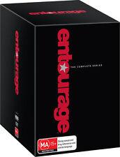 Entourage Season Series 1 2 3 4 5 6 7 & 8 DVD Box Set 1 - 8 R4 New Sealed