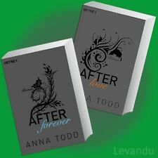 AFTER FOREVER + LOVE | ANNA TODD | Band 3+4 der Erotik-Roman-Reihe - NEU
