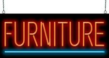 "Furniture Neon Sign | Jantec | 32"" x 13"" 