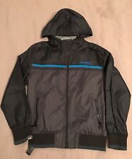 McKenzie Sports Tracksuit Jacket / Top Boys Size 12-13 Years Black RRP £30