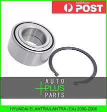 Fits HYUNDAI ELANTRA/LANTRA (CA) 2000-2006 - Front Wheel Bearing 39X74X36X34