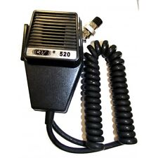 4 Pin Replacement Mic Microphone for CB fits Uniden Audioline Cobra Superstar