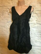 MNG little black party cocktail dress  size XS fit 6 8