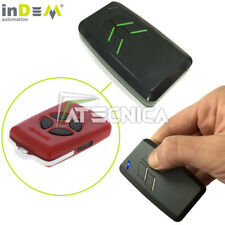 Telecomando automazione universale INDEM HOPE compatibile Aprimatic TM4 TR2 TR4