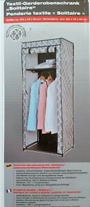 Textilkleiderschrank