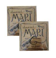 2 sets, Daniel Mari Oud Strings - Arabic Tuning ,made in USA.