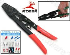 R'Deer Ratchet Terminal Crimping Tool Point Type (RT-6L)