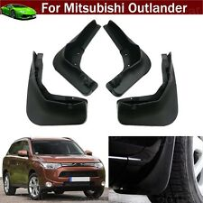 4x Car Mud Flap Splash Guard Fender Mudguard For Mitsubishi Outlander 2013-2018