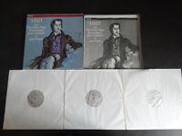 Cofanetto 3 LP Liszt - Le Plus Belles Pagine Romantiche Per Orchestra &