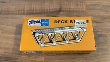 5'' ATLAS N GAUGE DECK BRIDGE # 2547 NEW IN BOX // FREE SHIP