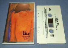 BLUR 13 cassette tape album T7171