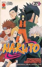 NARUTO SERIE NERA VOLUME 37 EDIZIONE PLANET MANGA