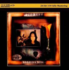 Greatest Hits K2 HD by Joan Baez CD Mar-2012 A&M Japan Import Mint & Complete