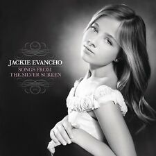 Evancho,Jackie - Songs From The Silver Screen (2012, CD NEUF)