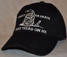 LIBERTY OR DEATH Cap USMC Hat Bush Camping Hunting Fishing