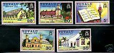 Tuvalu  1976  Scott # 38-42  Mint Never Hinged Set