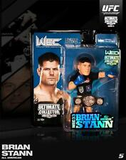 BRIAN STANN WEC ULTIMATE COLLECTORS SERIES 12 LIMITED EDITION ROUND 5 UFC FIGURE