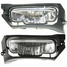 New Set of 2 LH & RH Side Fog Lamp Assembly Fits 2006-2011 Mercury Grand Marquis