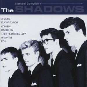 THE  SHADOWS (2 CD) ESSENTIAL COLLECTION ~ GREATEST HITS~BEST OF ~ 60's *NEW*
