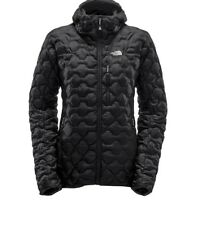 The North Face Women Summit Series L4 Down Hoodie Jacket In Black Large
