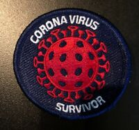 Virus Police Patch! First Responder, nurse, EMT!!