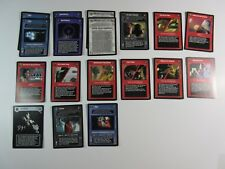 Lot of 18 Cards DS Reflections II BB Limited Decipher Star Wars CCG NM/SP (R2C)