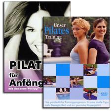 2 Fitness DVD Set - Pilates für Anfänger und Unser Pilates Training - Neu