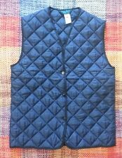 WOMEN'S FOX WEAR QUILTED GILET COUNTRY LOOK, HORSE RIDING ETC. - SIZE W. (NEW).
