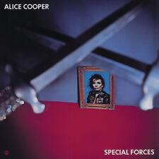 ALICE COOPER - Special Forces LP Blue Colored Vinyl Rhino Rocktober 2017