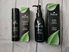 Boscia Bundle Black Cleanser And Black Hydration Gel Skincare Set