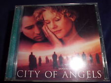 CITY OF ANGELS Music From The Motion Picture Soundtrack CD U2, Peter Gabriel TOP