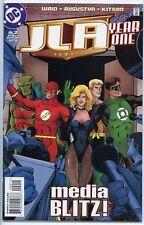 JLA Year One 1998 series # 2 near mint comic book