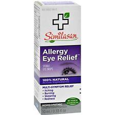 Colirio Para Alergia En Los Ojos Gotas De Alivio Rápido Irritación Picor