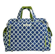 Ju-Ju-Be Classic Be Prepared Diaper Bag in Royal Envy Print with Stroller clasps