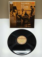Clifford Brown/Max Roach-Brown and Roach Incorporated-Emarcy EXPR-1010 -MONO EX+