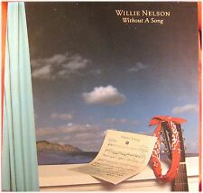Willie Nelson, Without a Song,  VG/VG, LP (5285)