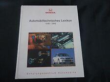 LIVRE EN ALLEMAND (GERMAN ) SUR L'HISTOIRE DE LA PRODUCTION HONDA AUTO