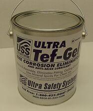 Tef-Gel TefGel Anti-Seize, Anti-gall High Pressure Lubricant TG 8LB Jar