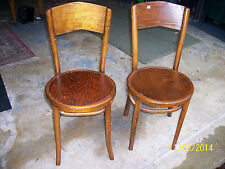 2 DEFENCE PLANT CORPORATION ANTIQUE CHAIRS DPC-130603-CC792 WORLD WAR II