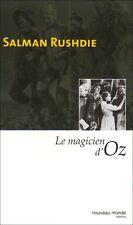 LE MAGICIEN D'OZ - SALMAN RUSHDIE - LIVRE NEUF - DESTOCKAGE