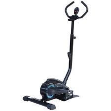 HOMCOM Cyclette Ellittica Magnetica Professionale Fitness Casa Acciaio