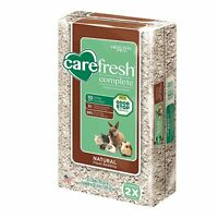 Complete Pet Bedding 30 L Natural Hamster Mouse Guine Pig Pets Bed Floor Paper