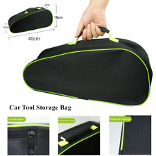 Car Vacuum Cleaner Storage Cloth Bag Portable Parts Organiser Tools Pouch Carry