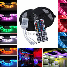 10M LED Strip RGB Band 5050 SMD LED Lichterkette Licht Leiste Streifen+44 key IR