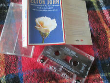 Elton John Candle in the Wind/ Something Bout The Way You Look Cassette Single