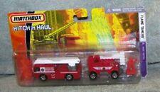 Matchbox M9614 Hitch N Haul Flame Tamers 4-piece Set VHTF NOS 2011