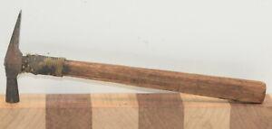 Vintage 1/2 oz. Plain Face Cross Peen Jeweler's Hammer (INV L342)